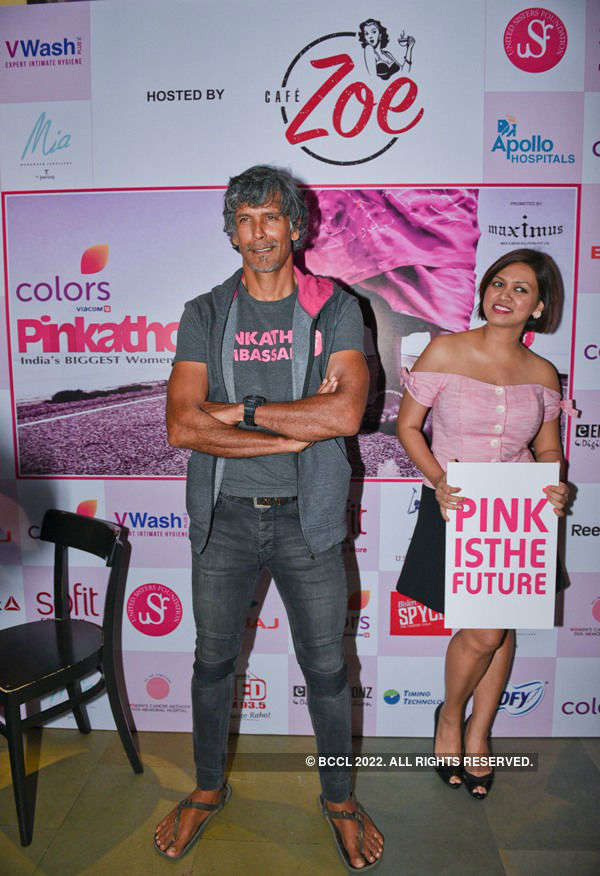 Pinkathon: Fifth edition announcement