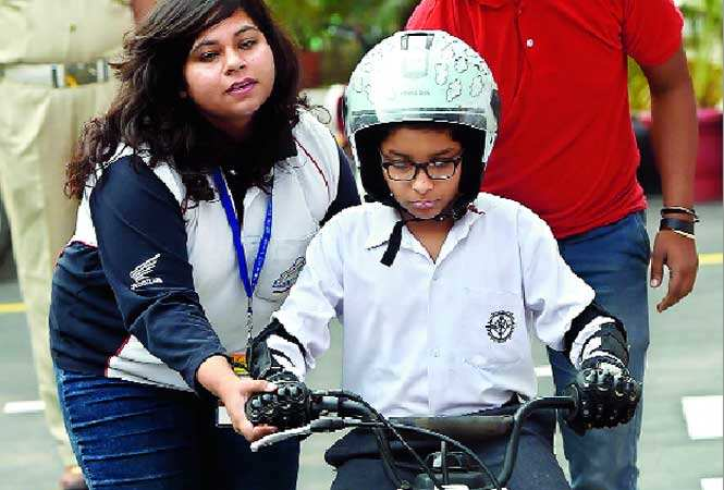 Kids are the Traffic Police's crusaders of change (BCCL)