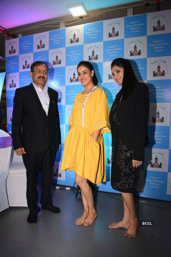 Baby and Mother Wellness Centre: Launch