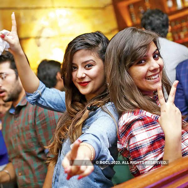 Party @ Tourist Janpath
