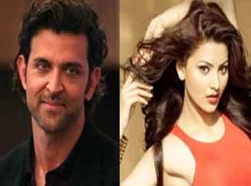 Hrithik, Urvashi film an item number for 'Kaabil'