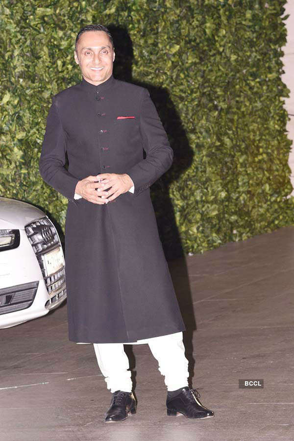 Celebs at Ambani's party