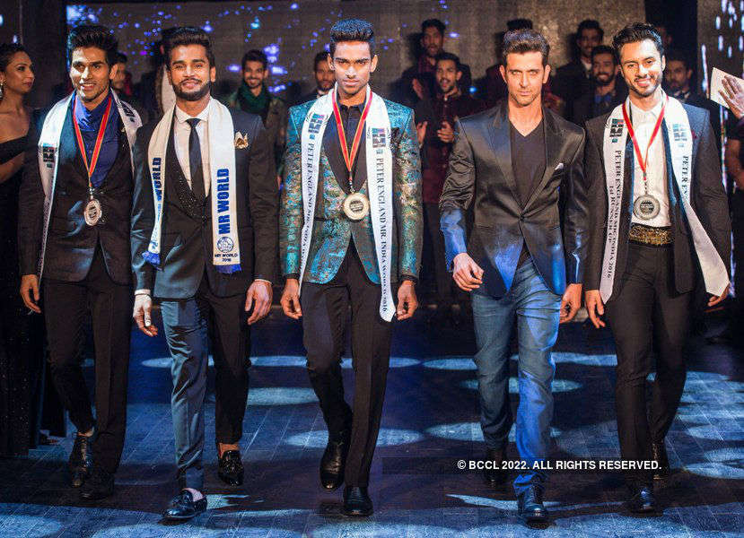 Peter England Mr India 2016: Winners