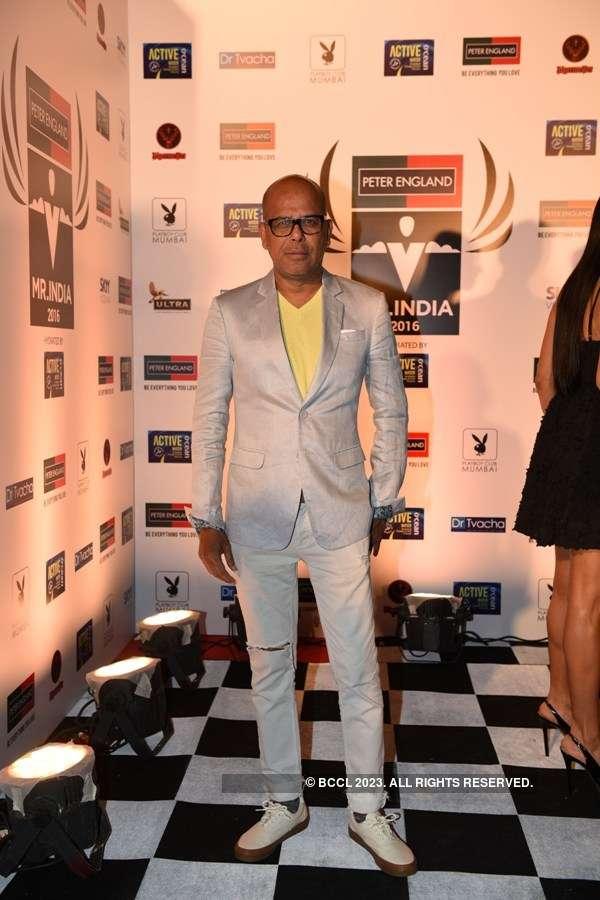 Peter England Mr India 2016: Red carpet