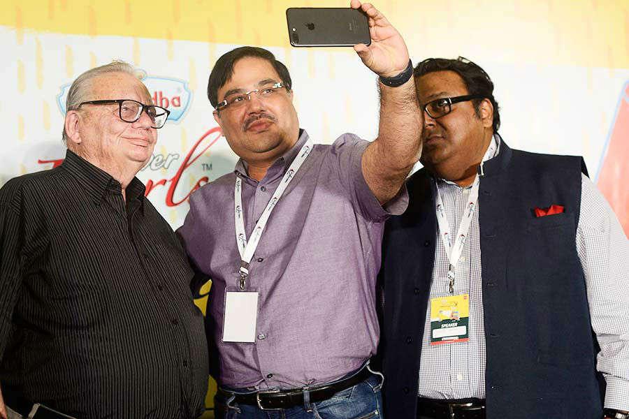 Times Lit Fest Delhi: Literary Soirees