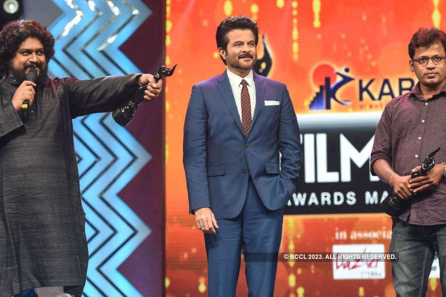 Karrm Filmfare Awards (Marathi): Winners