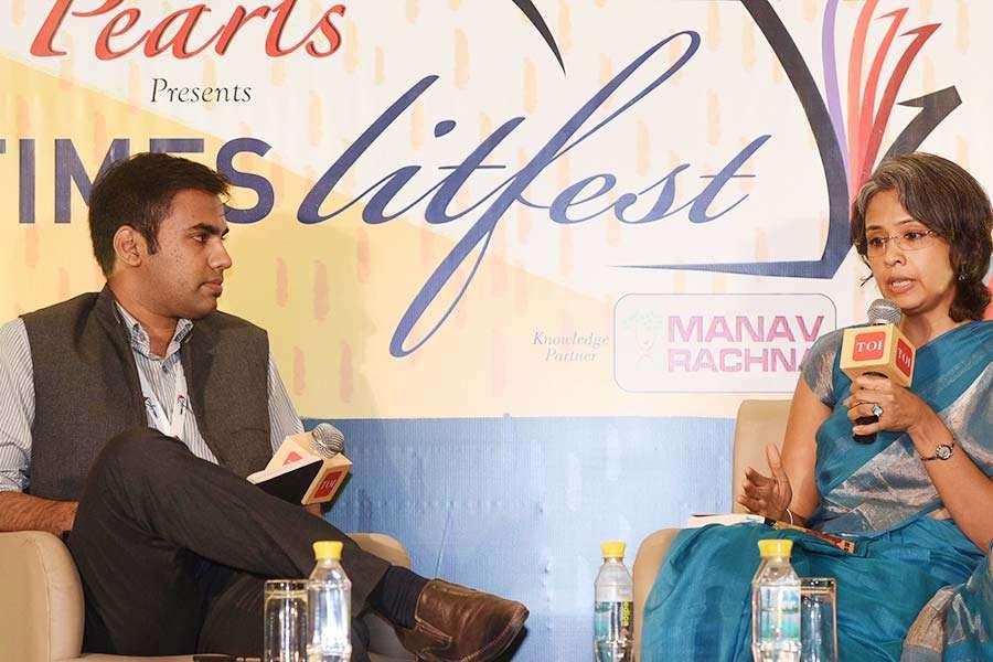 Times Lit Fest Delhi: Day 2