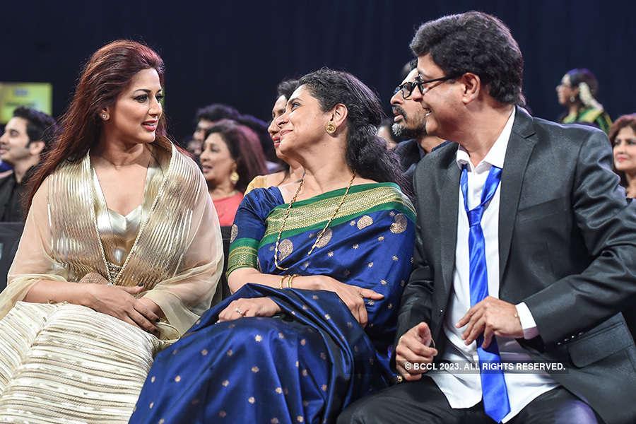 Karrm Filmfare Awards (Marathi): Starry Night