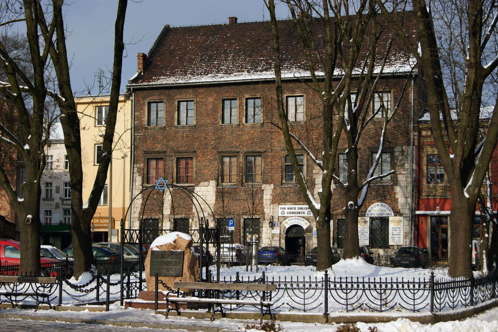 Kazimierez (The Jewish District)