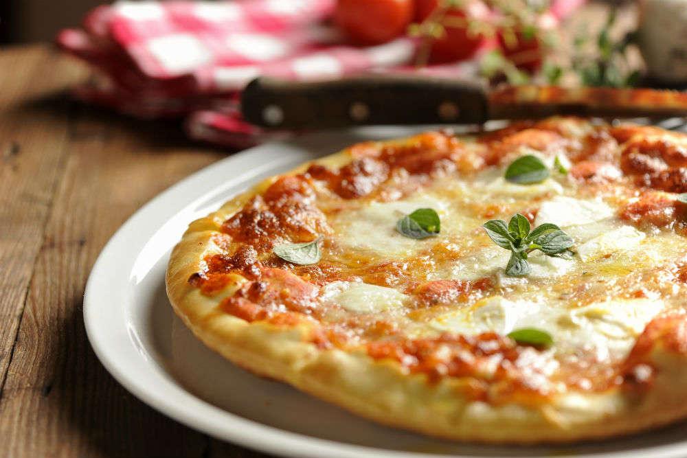 Cip Cap Pizza