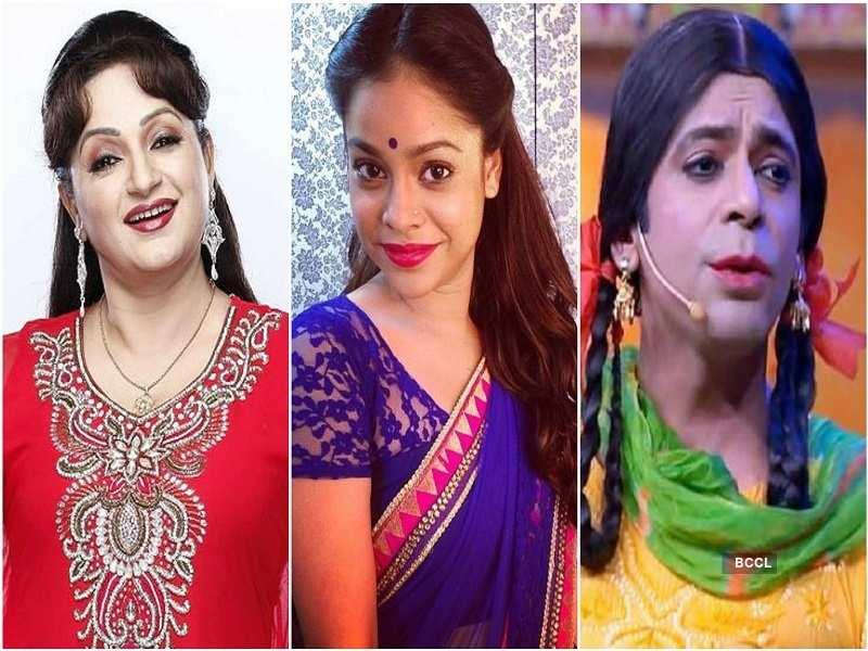 Upasana Singh, Sumona Chakravarti: Actors who have