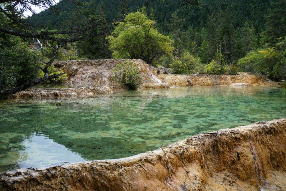 Baihe Valley