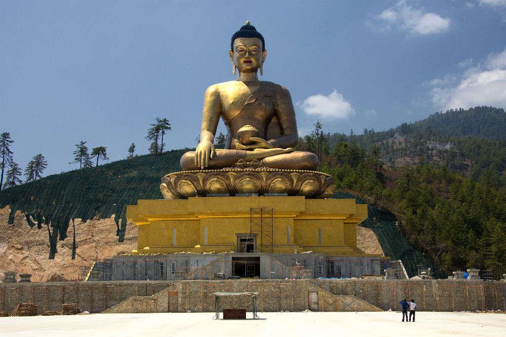 Buddha Dordenma Statue
