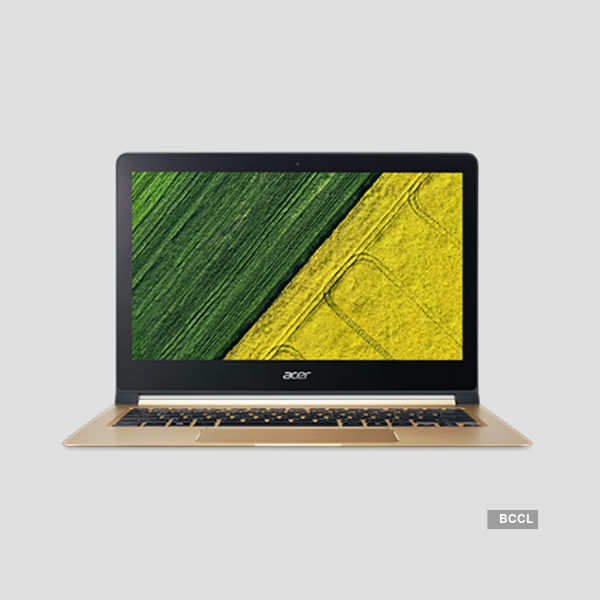 Acer launches world's thinnest laptop