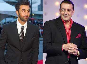 Sanjay Dutt not happy about Ranbir starring in his biopic!