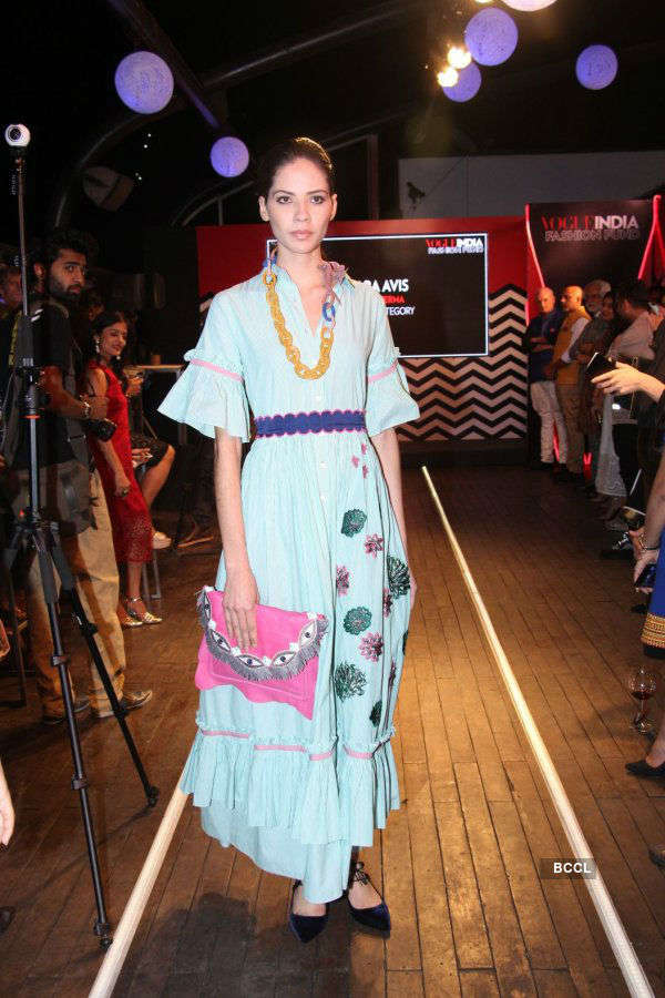 Vogue India Fashion Fund: Fashion Show