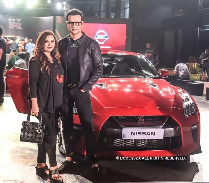 Nissan GT-R: Launch
