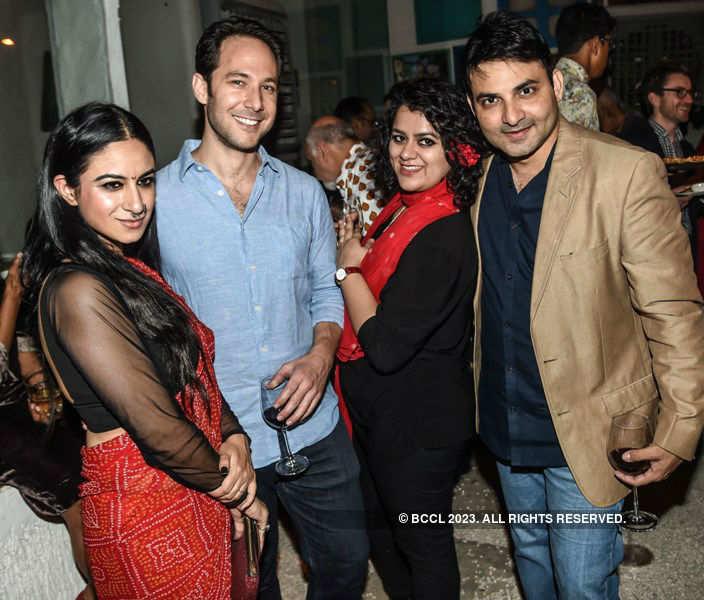 Litfest Mumbai 2016: Post party