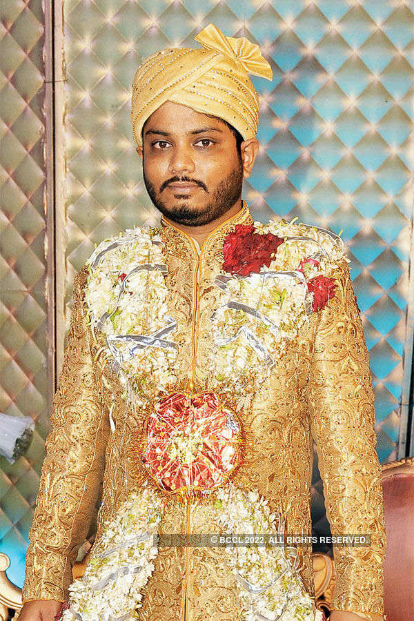 Adil Patel's wedding