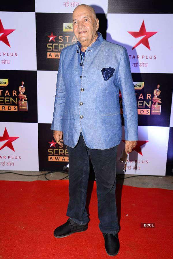 Star Screen Awards 2016 Red Carpet Photos