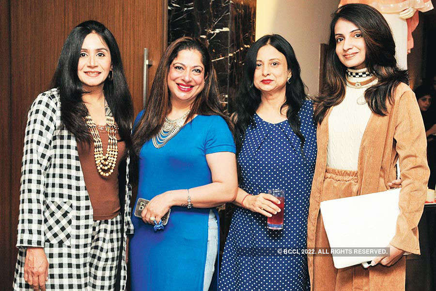Ridhi, Sidhi's collection showcase