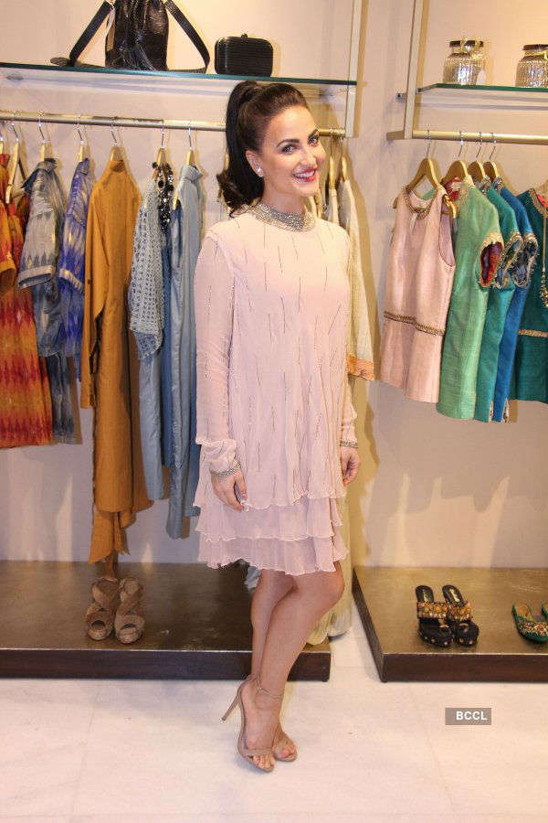 Shirrin Fashion Store Launch