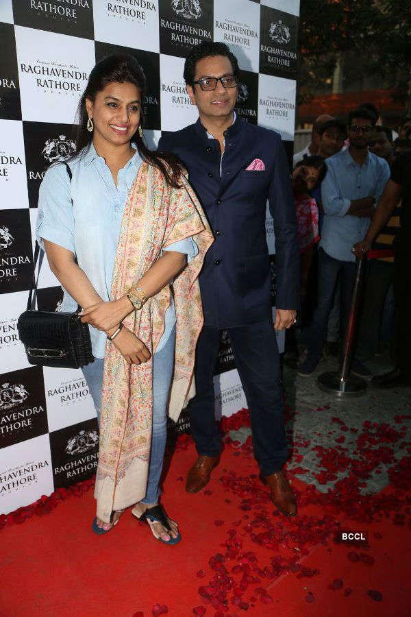 Sonam Kapoor & Namrata Shirodkar launch Raghavendra Rathore's store