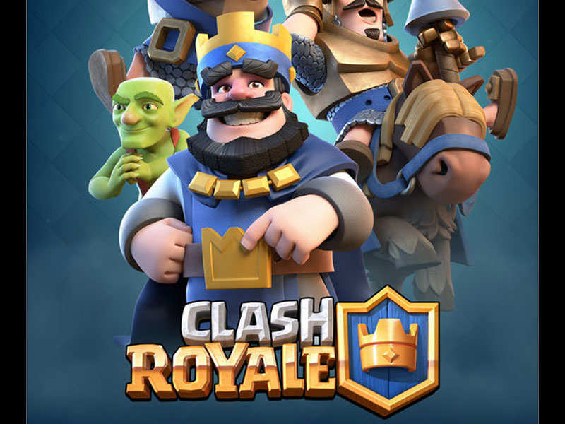 ​iPhone game of the year: Clash Royale