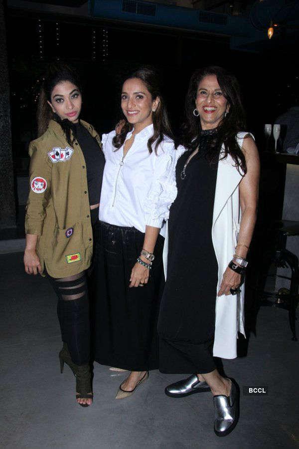 Anandita De's food blog launch