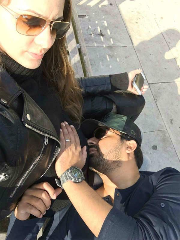 Rannvijay and his wife Priyanka are expecting a baby