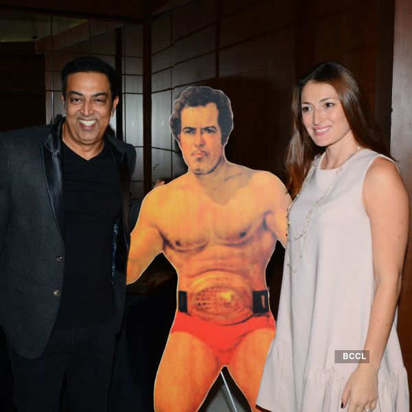 Launch of book Deedara Aka Dara Singh