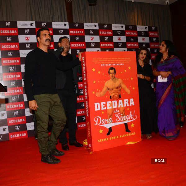 Launch of book Deedara Aka Dara Singh