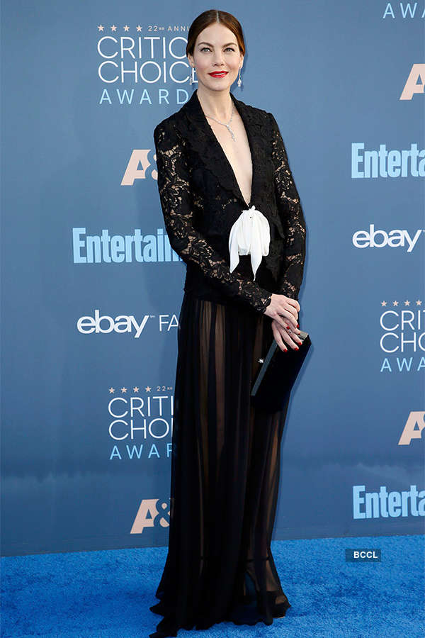 Best Dressed Hollywood Stars at 22nd Critics' Choice Awards