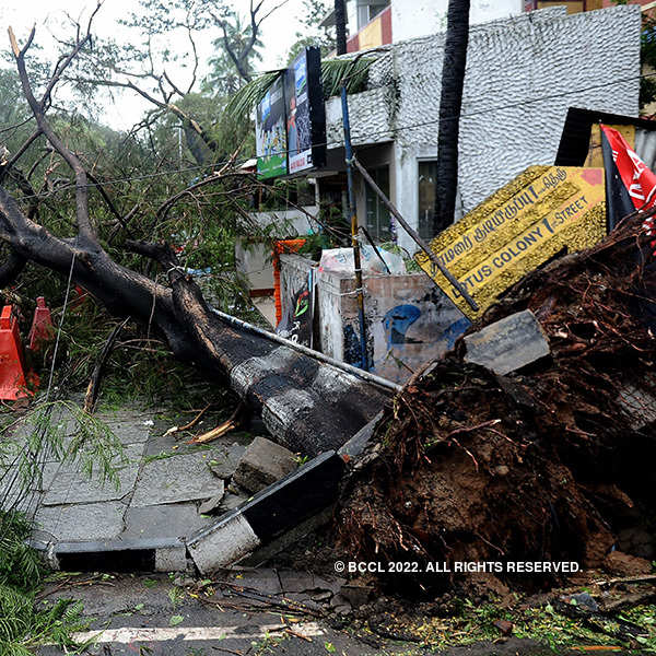 Storm-battered Chennai limps back to normalcy
