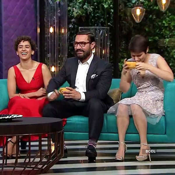 Koffee With Karan Season 5: On the sets