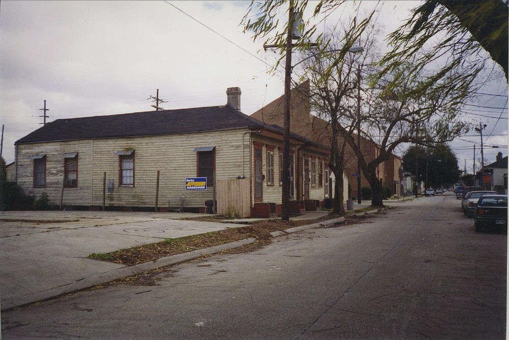 Buddy Bolden's childhood house