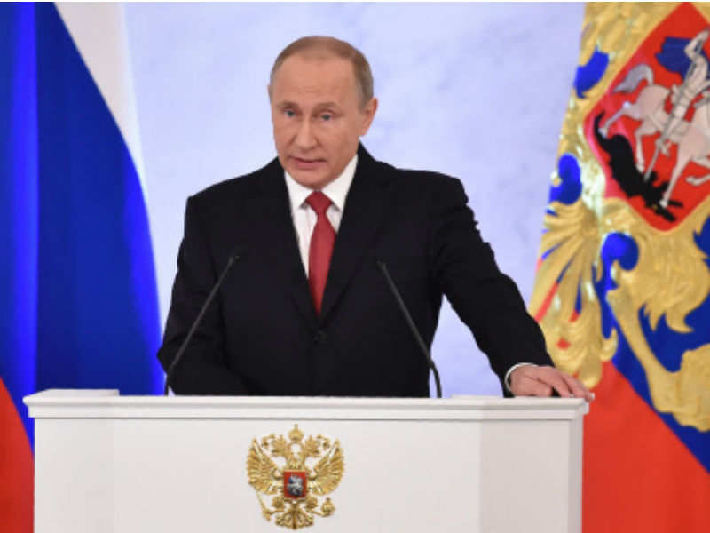 Vladimir Putin Latest News Videos And Vladimir Putin Photos Times Of India