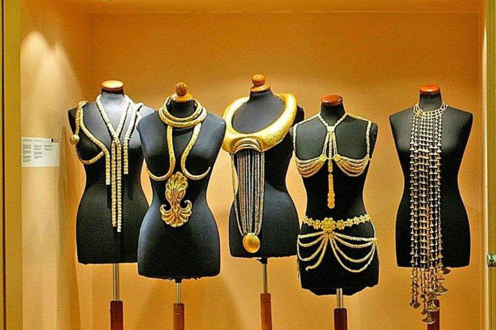 lias Lalaounis Jewellery Museum