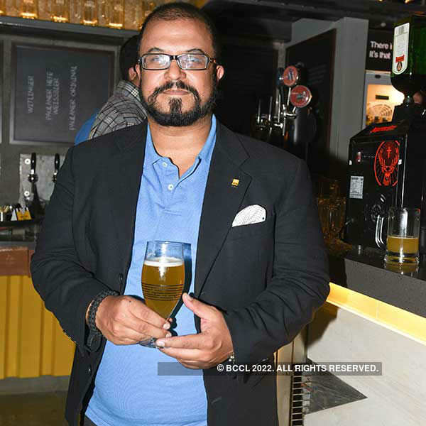 The Beer Cafe launch party photos