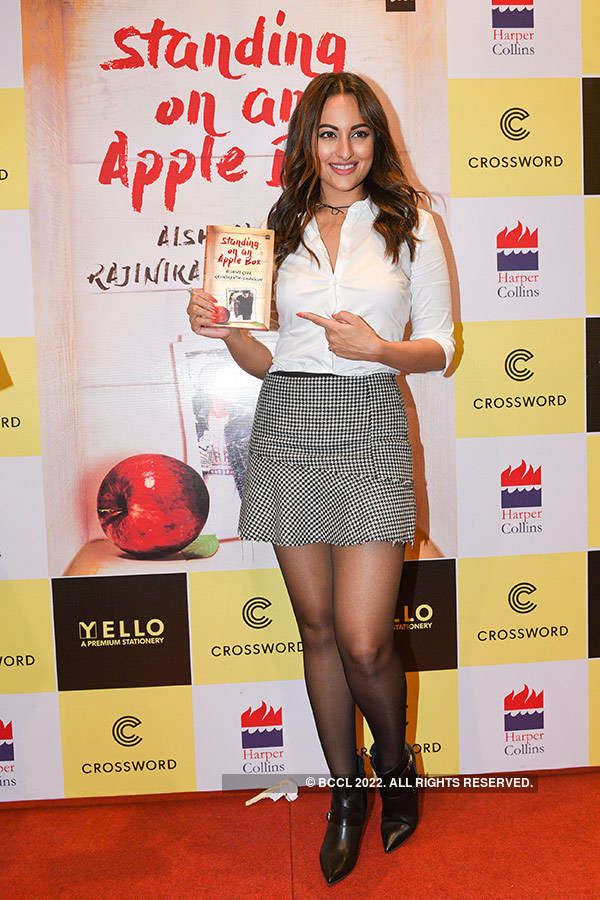 Standing on an Apple Box: Book launch