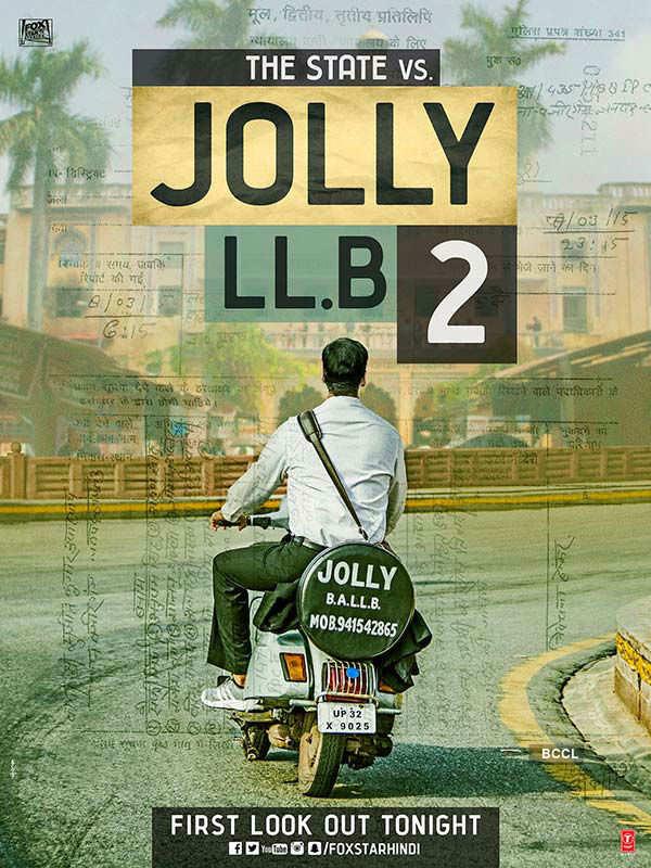 Jolly LL.B 2 Movie Stills
