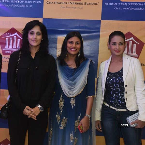 Hema Malini launches Chatrabhuj Narsee School