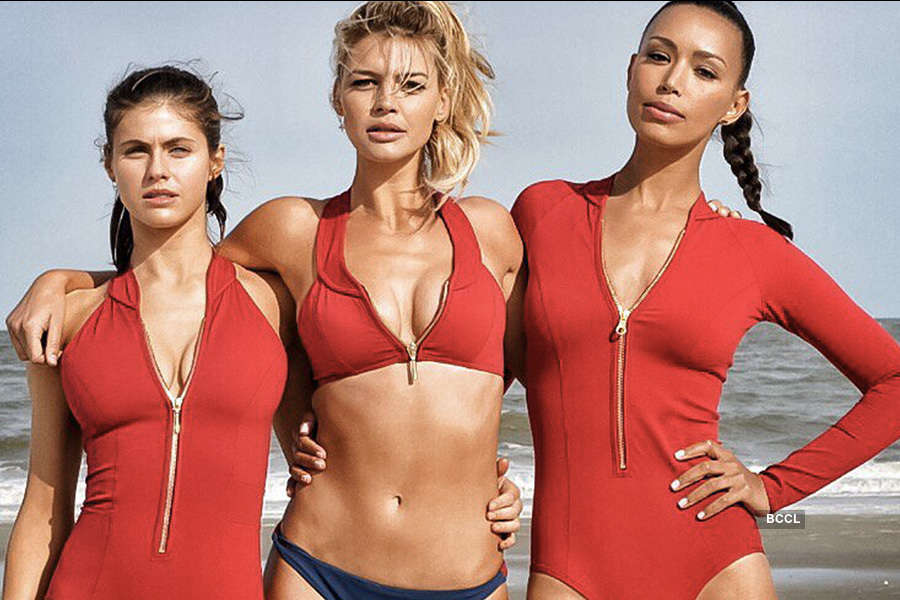 Hottest Baywatch characters