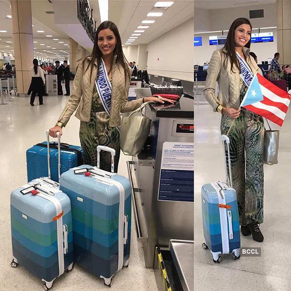 Wow! Life of smokin' hot Miss World 2016
