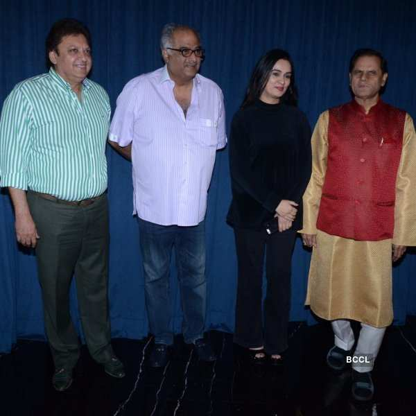 The 4th National Yash Chopra Awards Jury