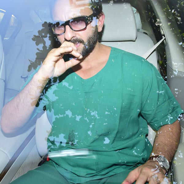 Celebs visit Bebo in hospital