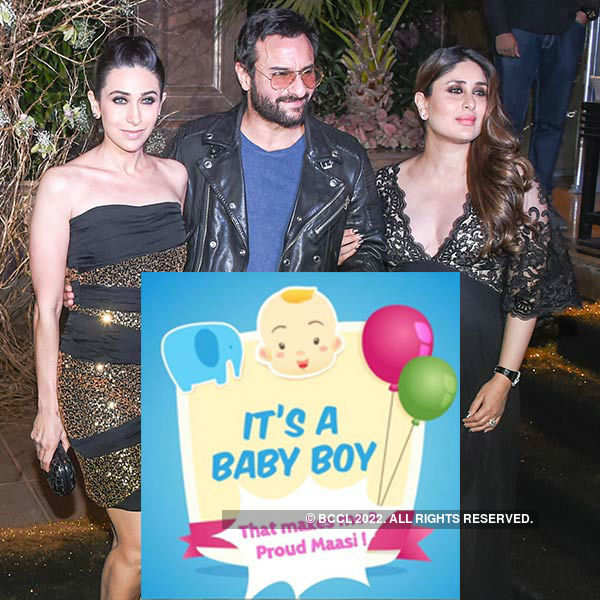 B-Town wishes pour in for Saifeena