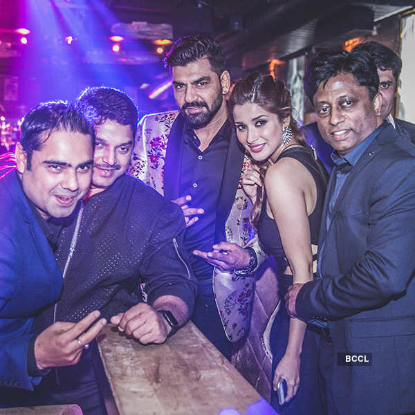 Ankhiyaan: Launch party
