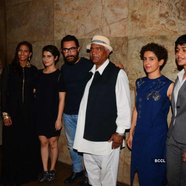 Salman Khan watches Dangal