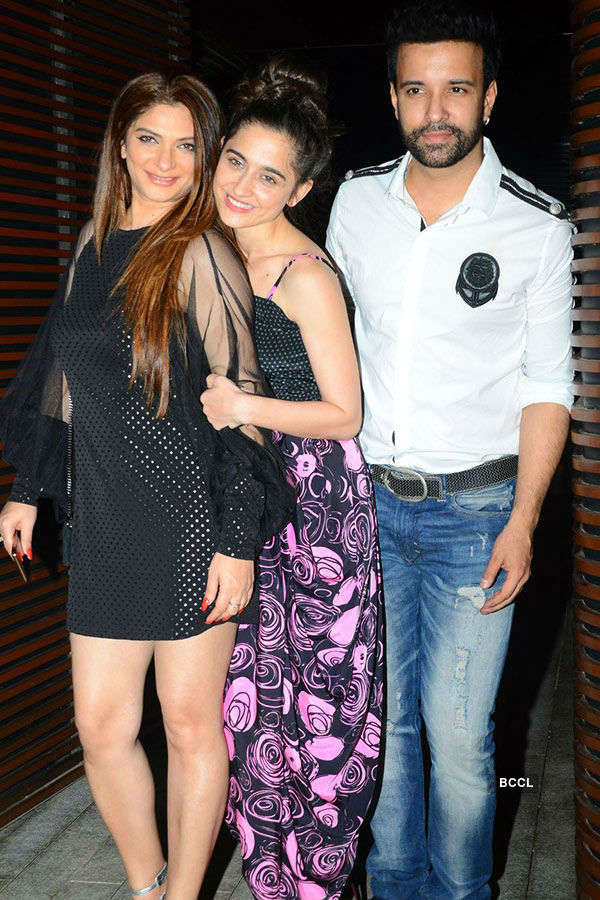Karishma Tanna's b'day party photos
